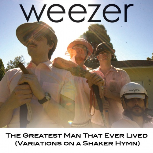 05/14/08 the greatest man that ever lived - iTunes single!