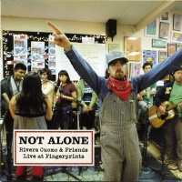 Not Alone: Rivers Cuomo & Friends Live at Fingerprints DVD cover